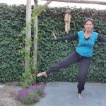 Balans houden is een kracht vanuit de aarde